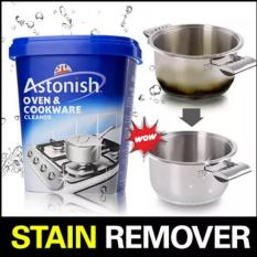 Astonish Oven And Cookware Cleaner Cleaning Paste 500G Taps Tile Ovencookware Cleaner Tea Coffee Stain Remover From Shop