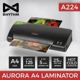 Buy Cheap Aurora A224 A4 Hot And Cold Laminator