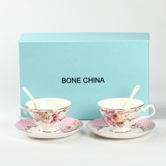 Low Price Simple Coffee Home Afternoon Tea Cup Saucer