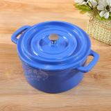 Buy Baby 14Cm Enamel Cast Iron Pot On China