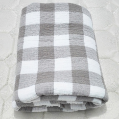 Buy Bai Le Three Layers Of Gauze Cotton Towel Single Double Cotton Towel Blanket Air Conditioning Blanket Summer Soft