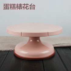 Cheap Beixiang Pink Plastic Turntable