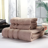 For Sale Bamboo Fiber Bath Towel *d*lt Gift Bamboo Fiber Large Towel To Increase Soft Absorbent Bamboo Carbon Cotton Three Piece Towel