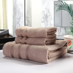Where Can You Buy Bamboo Fiber Bath Towel *d*lt Gift Bamboo Fiber Large Towel To Increase Soft Absorbent Bamboo Carbon Cotton Three Piece Towel