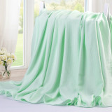 Coupon Bamboo Fiber Cool Blanket For Summer