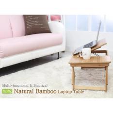 Great Deal Blmg Bamboo Laptop Table Natural