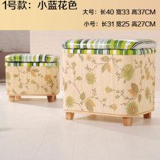 Lowest Price Bamboo Wood Storage Box Storage Stool