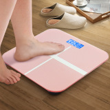 Bathroom Scales Intelligent Electronic Scales Weight Scales Pink Intl Coupon