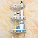 Compare Prices For Bathroom Shelves Bathroom Shelf Bathroom Shelf Walls Three Story Toilets Triangle Wall Mounted Space Aluminum 3 Layer Corner Racks Intl