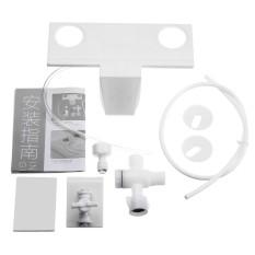Compare Bathroom Toilet Bidet Fresh Water Spray Seat Attachment Non Electric Shattaf Kit White Intl