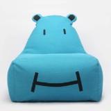 Compare Cute Hippo Bean Bag Sofa Prices