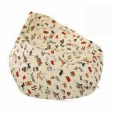 Sale Bean Bag Sofa Graffiti Oem