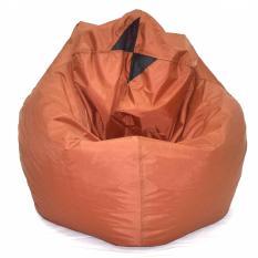 Bean Rester Teardrop Bean Bag Rust Shopping