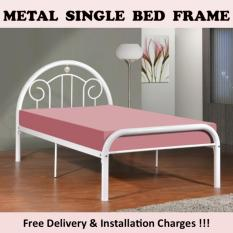 BECCA Super Single Bed with Plywood