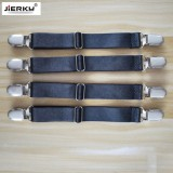 Cheap Bed Cover Mattress Garter Suspender Elastic Adjustable Belt Sofa Home Living Intl