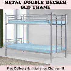 BELLA Double Decker Bed with 2 Plywoods