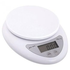 [Best Buys Spore] Digital Kitchen Weighing Scale 5 kg/1g