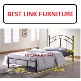 Buy Best Link Furniture Blf 3112 Metal Bed Frame Best Link Furniture Cheap