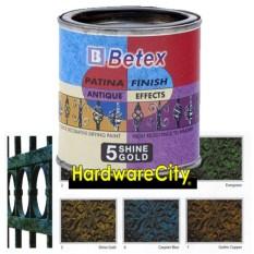 BETEX Patina Finish Cedric Silver Wrought Iron Paint 250ML
