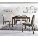 Low Cost Bff 3009 Ds Solid Wooden Dining Set 1 6