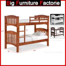 Bff 50 Dd Solid Wooden Double Decker Bed Promo Code