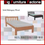 Buy Bff 670 Wb Solid Mahogany Wooden Bed Cheap Singapore