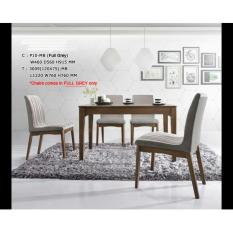 BFF-3009-DS Solid Wooden Dining Set (1+4)