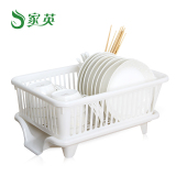 Compare Price Big Small Dishes Shelf Plastic Dish Rack On China