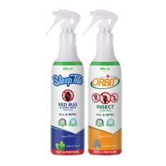 Sale Bio D Sleeptite Bed Bug Dust Mite Control Spray 300Ml Natural Bio D Orbit Insect Control Spray 300Ml Lavender Bio D