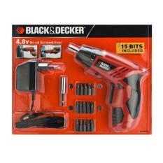 Buy Cheap Black And Decker Kc4815 15 Piece Screwdriver Set