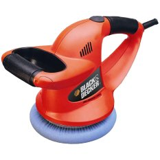 Black And Decker Kp600 6 Inch 152Mm Car Polisher Waxer Red Singapore