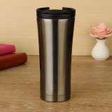 Who Sells Black Hot Sale Double Wall Stainless Steel Coffee Thermos Cups Mugs Thermal Bottle 500 Ml Thermocup Fashion Tumbler Vacuum Flask Intl The Cheapest