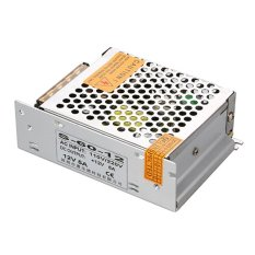 Bluelans® 12V 5A 60W Switching Power Supply Driver for LED Strip
