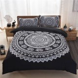 Price Bohemian Indian Mandala Hippie King Size Bedding Pillowcases Quilt Cover Set Intl Not Specified Original