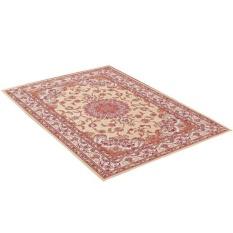 BolehDeals 80*120cm European Style Flower Printed Door Mat Area Rug Floor Carpet #6 - intl