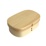 Review Bolehdeals Japan Style Vintage Wooden Bento Sushi Lunch Box Picnic Food Container 2 Intl Hong Kong Sar China