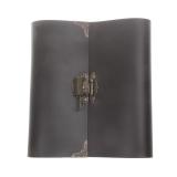 Price Bolehdeals Pu Leather Photo Album Memo Book Diy Scrapbook Lock Vintage 24 X 22Cm Brown Export Hong Kong Sar China