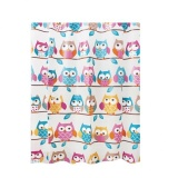 Sale Bolehdeals Shower Curtain Plastic Eva Water Repellent Liner Bath Decor Cute Owl Intl Bolehdeals Branded