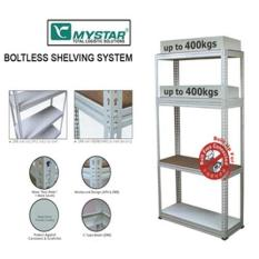 Bolt-less Racking & Shelves A [Fibreboard 450(D) x 900(L) x 1800(H) mm]