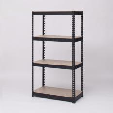 Blmg Boltless Rack 4Tier 800 1800 Black Free Delivery Price