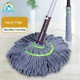 Low Cost Boomjoy Telescopic Hairy Hands Free Mop Official Store