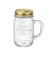 Compare Prices For Bormioli Rocco Mason Jar With Lid Set Of 6