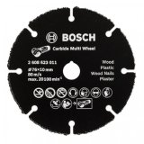 Bosch Carbide Multi Wheel Cutting Disc For Tools With 10Mm Fitting Free Shipping