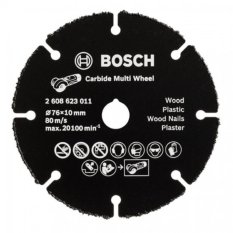 Bosch Carbide Multi Wheel Cutting Disc For Tools With 10Mm Fitting Promo Code