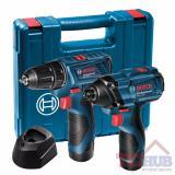 Sale Bosch Gsr 120 Li Gdr 120 Li Combo Kit Bosch