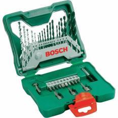 Bosch X Line 33 Piece Drill Scr*w Bit Set Green Bosch Discount