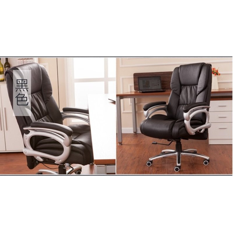 UMD Genuine Leather Boss Chair Director Chair 504 (Free Installation) Singapore