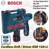 Where Can You Buy Brand New Bosch Cordless Drill Driver Gsr 120 Li