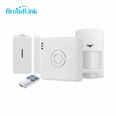 Deals For Broadlink S2C Smart Security System 4 In 1 Kit Automation Alarm Detector Sensor Remote Control For Iso Android Intl