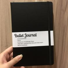 Bullet Journal A5 Notebook Dot Grid Black Gift Ideas Designed In Singapore Review
